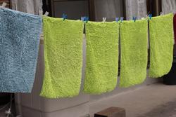 キッチンマットを洗う際の注意点