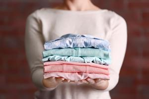 リネン素材の洋服のシミ抜き方法とは?