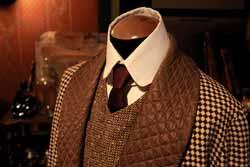 暖かく季節感もあるツイードのスーツで、冬のおしゃれを楽しもう