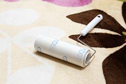 家庭のマストアイテム「粘着カーペットクリーナー」の上手な使い方