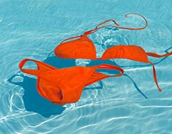 水着に付着したカビの洗濯方法