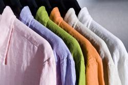 洗濯が難しい? リネン素材の洋服についた汚れのシミ抜き方法
