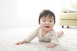 赤ちゃんのためのカーペット選び、押さえておきたいポイントは?