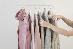 毛玉や毛羽立ちを防ぐ! セーターのシミ抜き方法